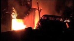 墨西哥油罐车爆炸死22人