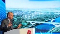 土耳其啟動連接黑海和地中海的運河工程