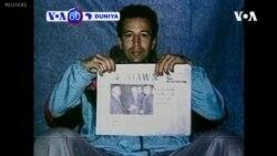 VOA60 DUNIYA: A Pakistan wata kotu ta soke hukuncin kisa da aka yankewa wani dan burtaniya akan kisan dan jaridan Amurka Daniel Pearl a 2002