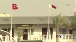 土耳其向卡塔爾增派軍力 運送食物(粵語)