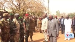 Fanga Sinamaton Politiki Djekulu Nyama, Burkina Faso Ka Laseliw