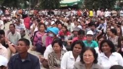 柬埔寨反對派學習非暴力抗議策略