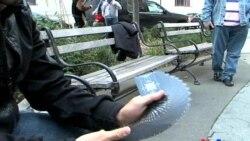 Nyu-Yorkda yaşayan azərbaycanlı illüzionist