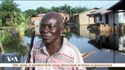 Bangui sous les eaux