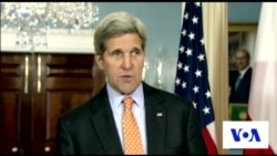 Kerry Slams China on Militarization of South Sea Island