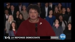 Etat de l'Union: la démocrate Abrams sur le droit de vote