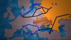 Ukrayna'da Enerji Krizi