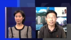 VOA连线:台港关系