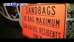 Dân California chuẩn bị đón bão mạnh nhất trong 5 năm