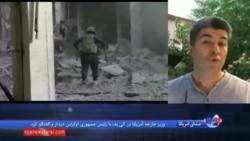 گزارش علی جوانمردی از اعلام پیروزی عراق بر داعش در موصل