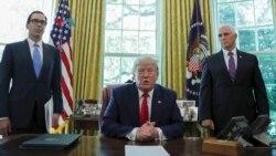 Tak Sama Tapi Serupa, Kebijakan Luar Negeri Trump dan Biden