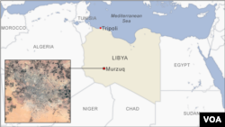 Murzuq Libya