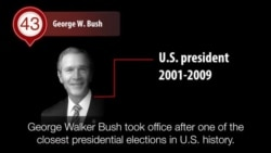 America's Presidents - George W. Bush