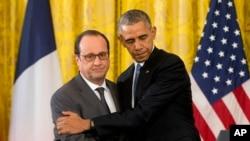 Obama US France
