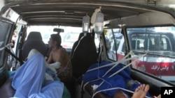 ریاست صحت عامۀ ولایت زابل می گوید که زنان و کودکان نیز شامل قربانیان این رویداد خونین ترافیکی اند.