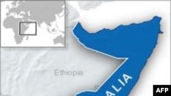 索马里在非洲东部 濒临阿拉伯海