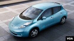 Lanzado al mercado en 2010, el Leaf es un pionero en el campo de los automóviles eléctricos.