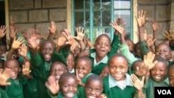 girl school children