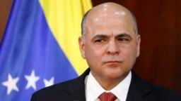 Bộ trưởng dầu khí của Venezuela kiêm Chủ tịch công ty dầu quốc doanh PDVSA, Manuel Quevedo.