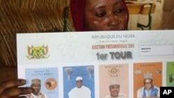 Siyasar Nijer.