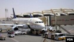 Міжнародний аеропорт ім. короля Халіда в Ер-Ріяді
