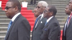 Mugabe Court Case in Progress