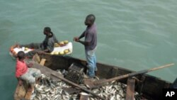 """""""Quando o petróleo acabar o povo de Cabinda tem que sobreviver"""" - Elias Isac"""