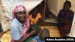 Deslocados internos em Nampula, Moçambique