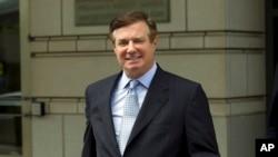 도널드 트럼프 공화당 후보의 선거대책본부장을 지냈던 폴 매너포트.