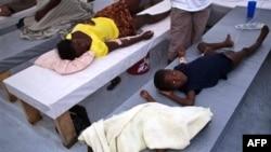 BM'den Haiti'deki Kolera Salgınıyla Mücadele Adımı