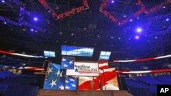Đảng Cộng hòa Mỹ đang thực hiện những chuẩn bị cuối cùng cho Đại hội Đảng tại Florida, 20/8/2012