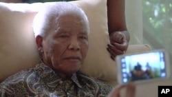 Bivši južnoafrički predsednik Nelson Mandela