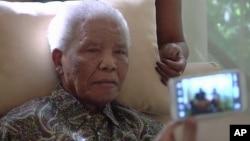 Nelson Mandela dirawat di rumah sakit di kota Pretoria karena infeksi paru-paru (foto: dok).
