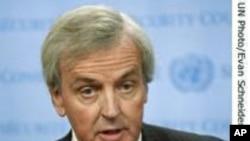 联合国人道援助活动缺乏大量资金
