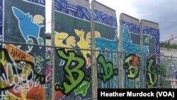 Berlin devorining qoldiqlari