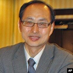 上海国际问题研究院研究员廉德瑰
