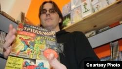 Paperback Heroes