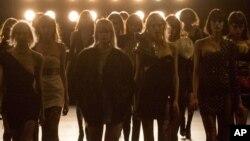 France Skinny Models