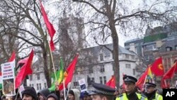 مقتول آرمینی صحافی کی برسی پہ ترکی میں احتجاج