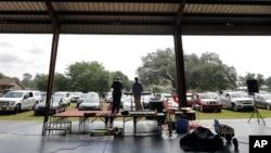 Uskršnja služba u Bradentonu na Floridi (Foto: AP)