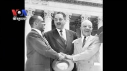 Thurgood Marshall changed American law to promote equality