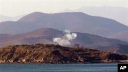 北韓對南韓島嶼發動致命炮擊