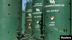 Petroamazonas tenía una deuda total de $850 millones de dólares con Schlumberger, pero ya canceló unos $550 millones desde julio de este año.