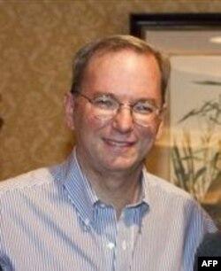 Google'ın eski CEO'su Eric Schmidt