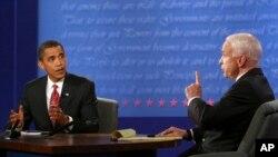 Predizborna debata Baraka Obame i Džona Mekejna