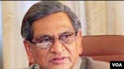 Menteri Luar Negeri India, S.M. Krishna.