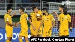 بازیکنان تیم ملی فوتبال آسترالیا برای چهارمین بار پیهم راهی دور حذفی جام آسیا شدند.