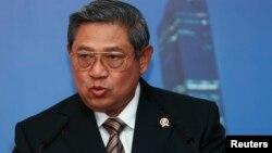 """Presiden Susilo Bambang Yudhoyono akan menerima penghargaan """"Negarawan Dunia 2013"""" dari Appeal of Conscience Foundation akhir Mei ini di New York (foto: dok)."""