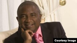 ZIFA president Phillip Chiyangwa. (Courtesy: Phillip Chiyangwa Facebook page)