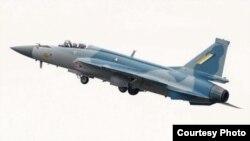 JF-17/FC-1 အမ်ိဳးအစား ဂ်က္တိုုက္ေလယာဥ္။ ဓာတ္ပံု - James.com
